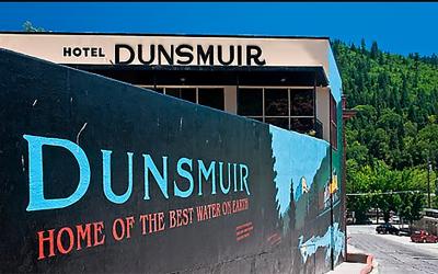 Hotel California Dunsmuir