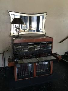 Dunsmuir Original Switchboard